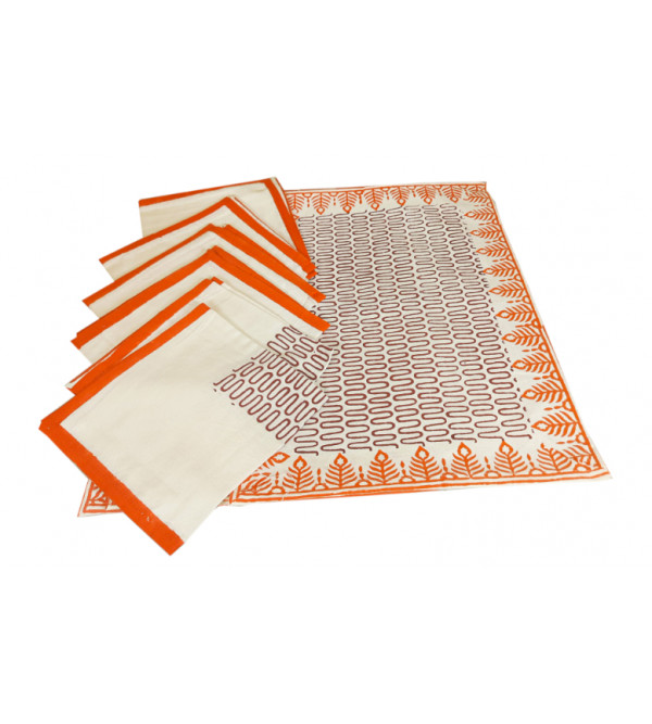Cotton Mat with Assorted Printed 13x19 inch