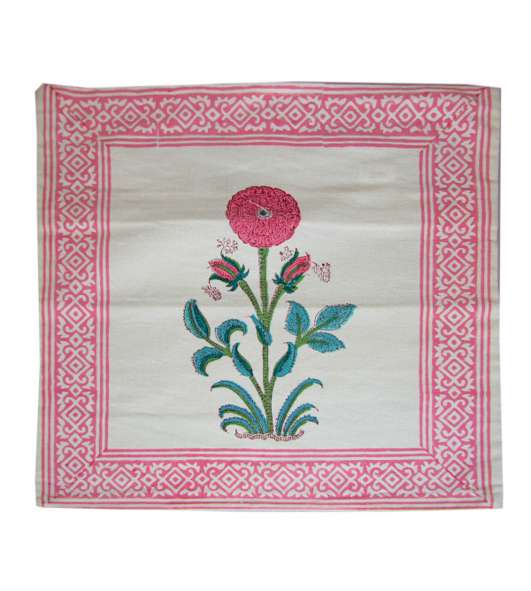 Cotton Cushion Cover Assorted Printed 16x16 inch