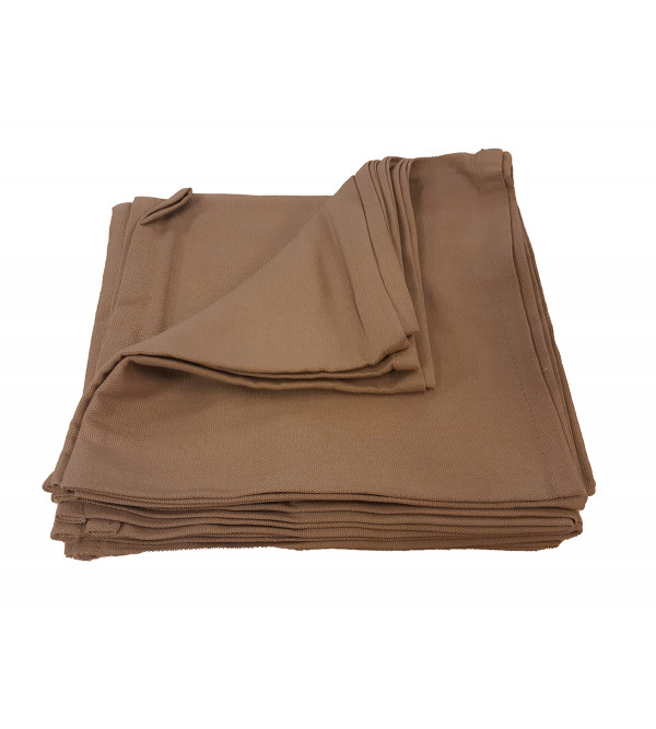 Cotton Handwoven Napkin Set Size 18x18 Inch