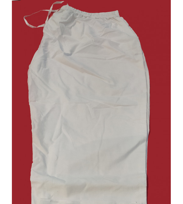 Cotton Casual Drawstring Trousers