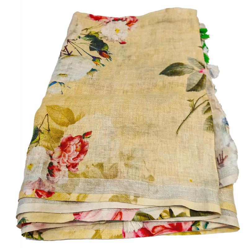 Handwoven Maheshwari Cotton Dupatta