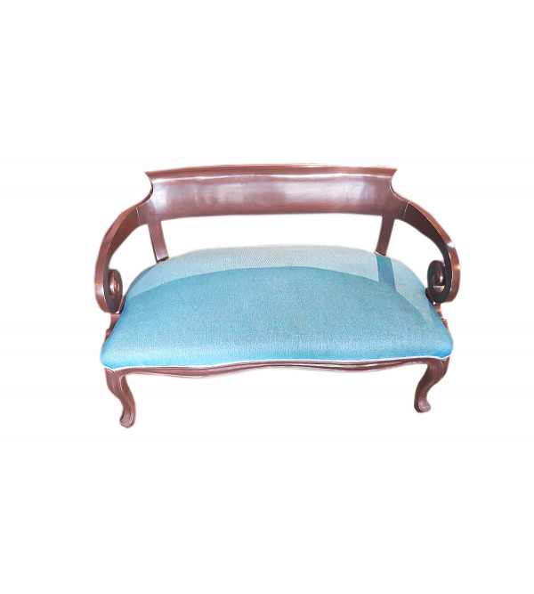 Sofa Two Seater Teakwood