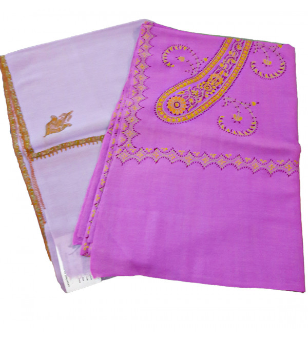 Raffal Embroidered Shawls assorted colours and design