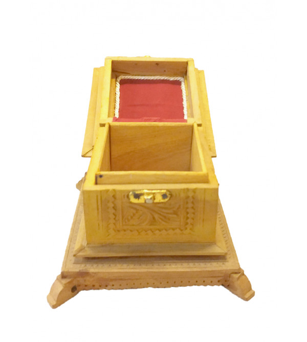BOX SANDAL WOOD 4 inches