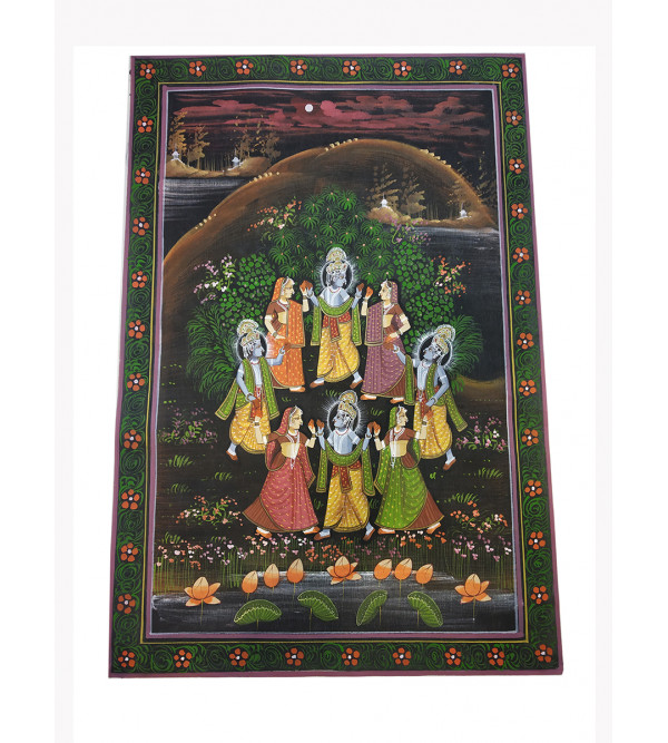 RK Silk Assorted Painting