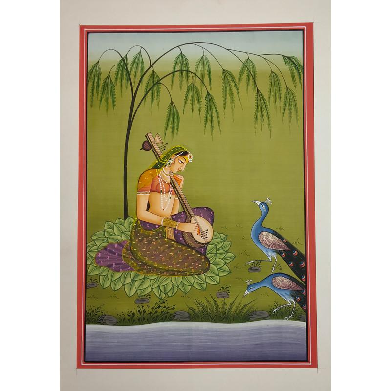 Ragini painting