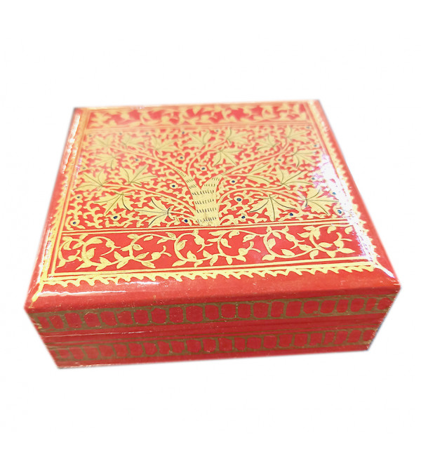 FLAT BOX 4X4