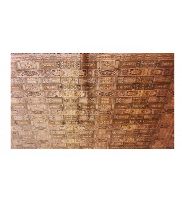 Kashmir Hand Knotted Silk x Silk Carpet Size 9 ft X 12 ft