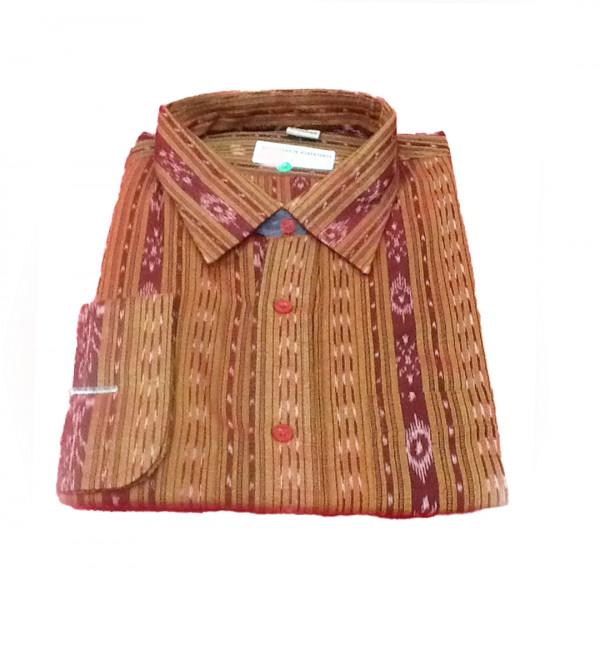 Shirt Full Sleeves Cotton  XXL
