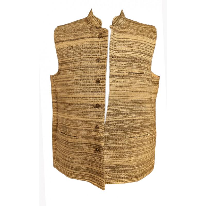 Yak  Woolen Nehru Jacket size 46 Inch