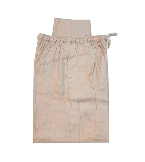 Linen Handloom Pyjama Size 38 Inch