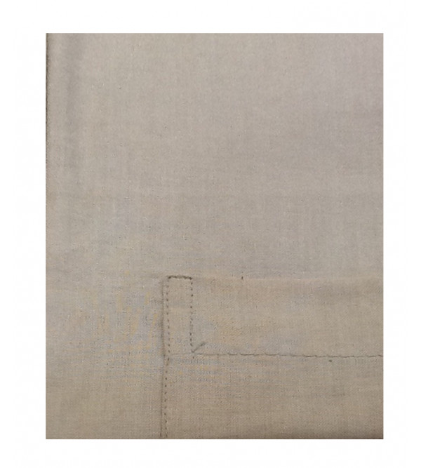 Cotton Plain Shirt Half Sleeve Size 48 Inch