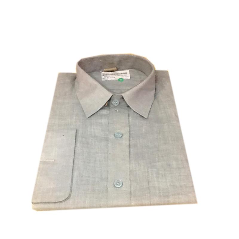 Silk Shirt Half Sleeve Size 42 Inch