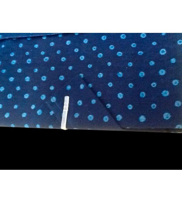 Akola Printed Shirt Handloom Half Sleeve Size 40 Inch