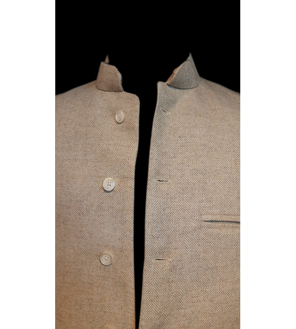 Tweed Woolen Jacket size 38 Inch