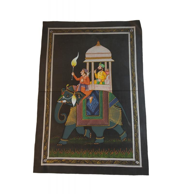 Rajasthani Miniature Handmade Painting
