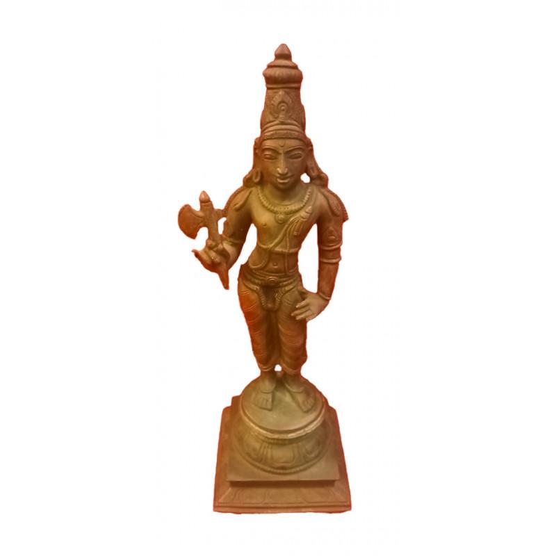 Pashurama Avataram Handcrafted In Bronze