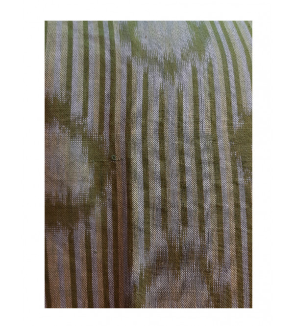 Cotton Ikat Short Kurta Handloom Half Sleeve Size 44 Inch