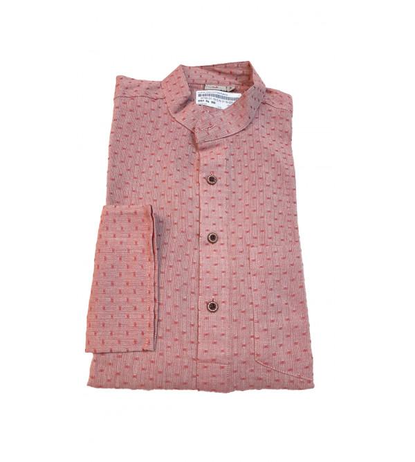 Printed Long Kurta Handloom Full Sleeve Size 38 Inch
