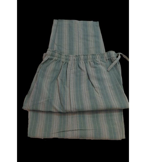 Cotton Handloom Pyjama Size 42 Inch