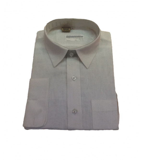 Linen Shirt Full Sleeve Size 42 Inch