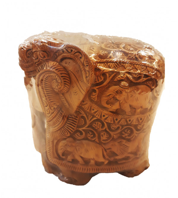 Sandalwood Handcrafted Elephant