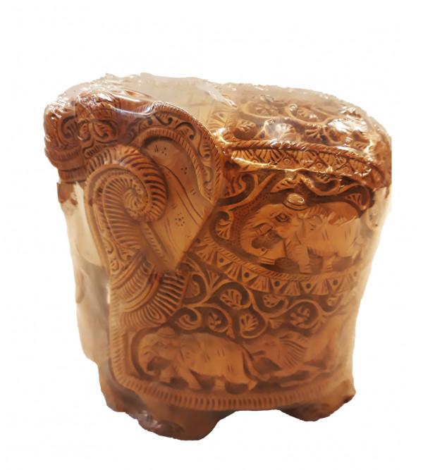 Sandalwood Handcrafted Elephant