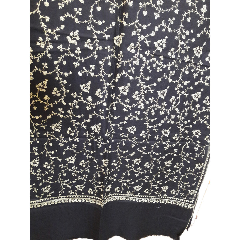 STOLE PASHMINA JAAL 28X80 Assorted colours