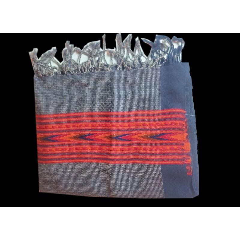 Pure Wool Kullu Stole Size,28X80 Inch