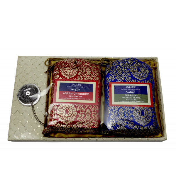 GIFT SET TRAY TEA (100GM X 2 )