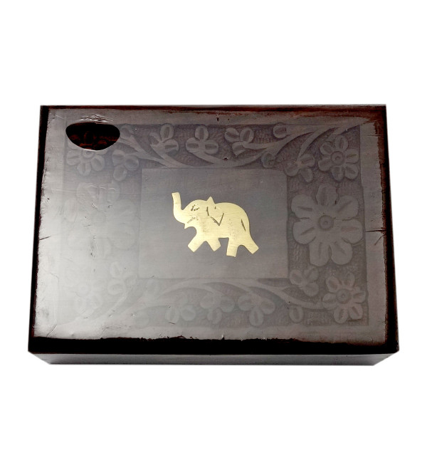 Darjeeling Tea 100gm wooden box MISSION HILL