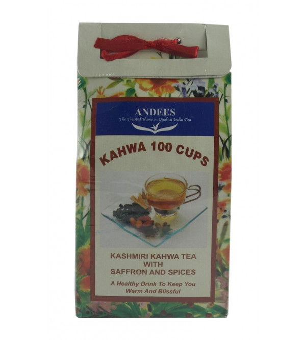 Kashmiri Kahawa GREEN TEA 100 gms