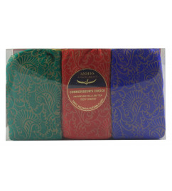 Darjeeling Tea Connoisseur (3in1) 150gm