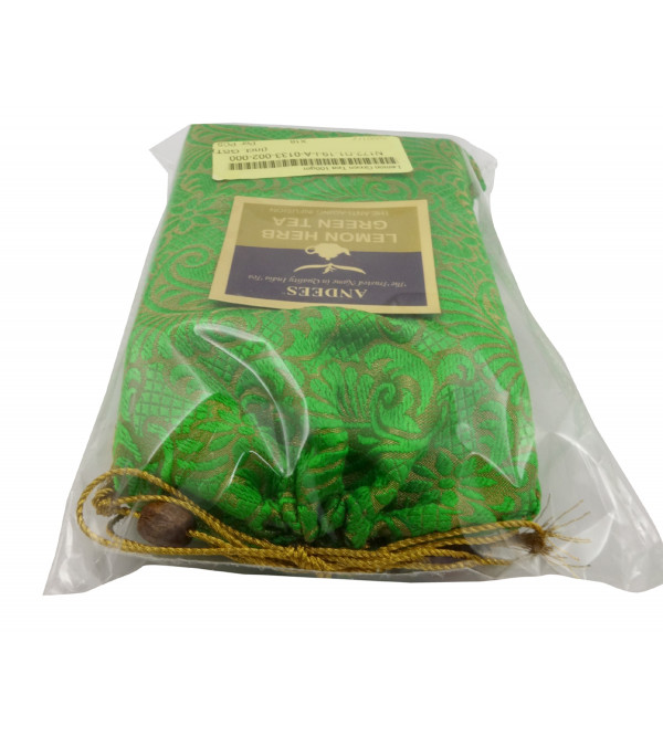 Lemon Green Tea 100gm