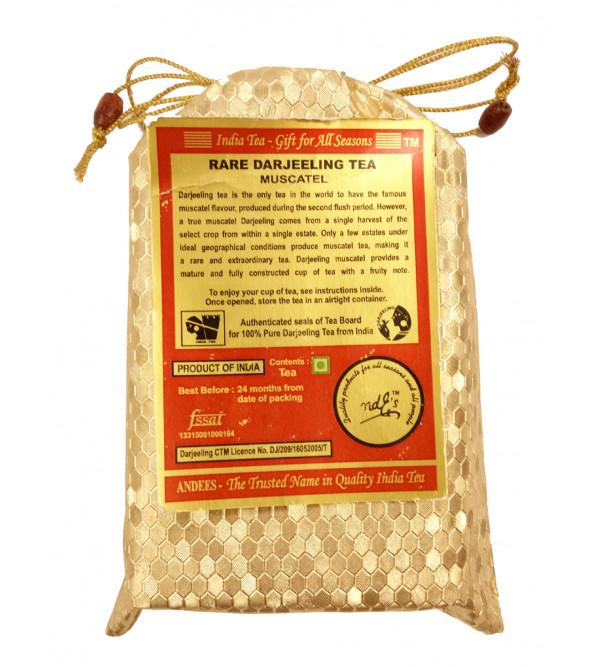 Darjeeling tea Rare Muskatal 100gm