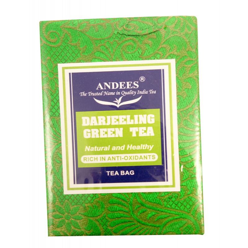 Green Tea Bags 25 Pieces
