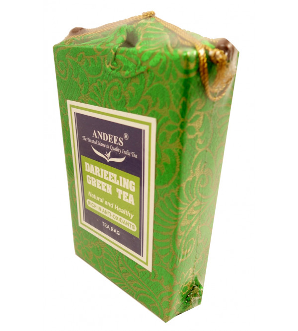 Green Tea Bags 25 Pieces