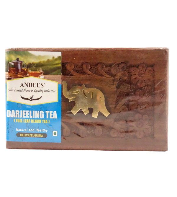 DARJEELING PREMIUM TEA 50GM WITH  BOX