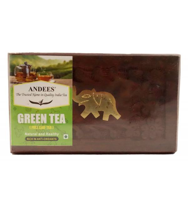 GREEN TEA 50GM WITH BOX