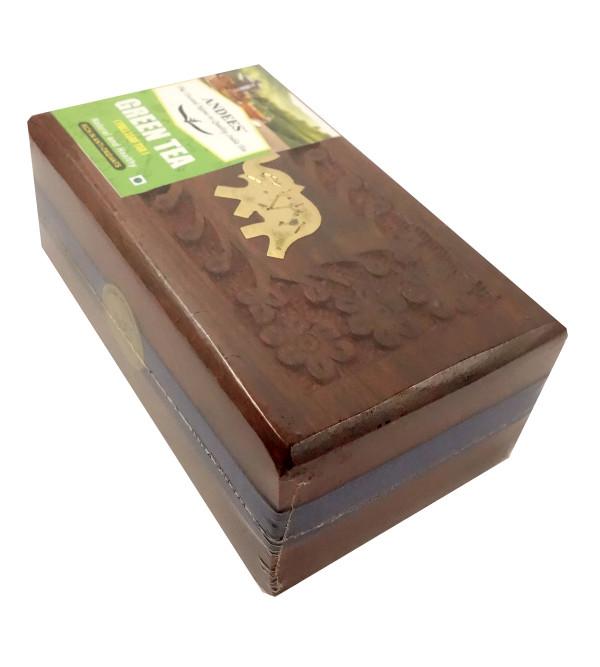 GREEN TEA 50GM WITH BOX
