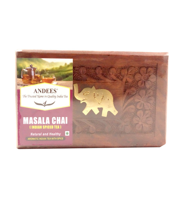 MASALA CHAI 50GM WITH BOX