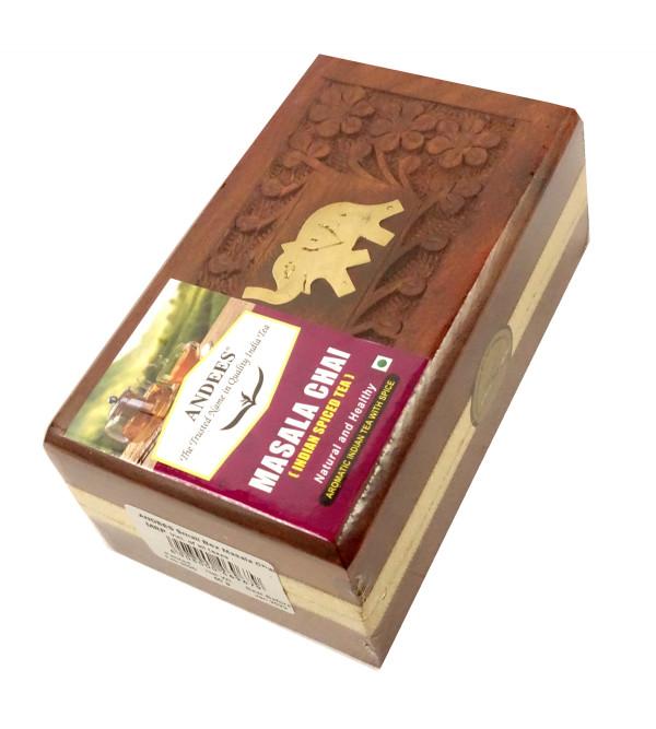 MASALA CHAI 50GM WITH BOX