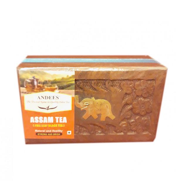 ASSAM TEA  ENGLISH BREAKFAST 50GM WITH BOX