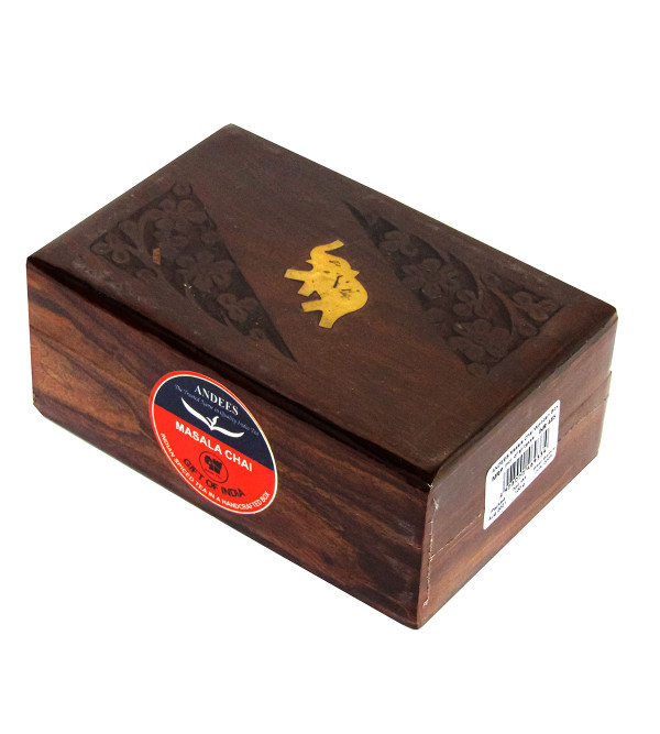 Spice Chai 100 Gm Gem box