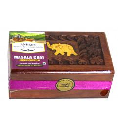 Masala Chai 50 Gm With Box