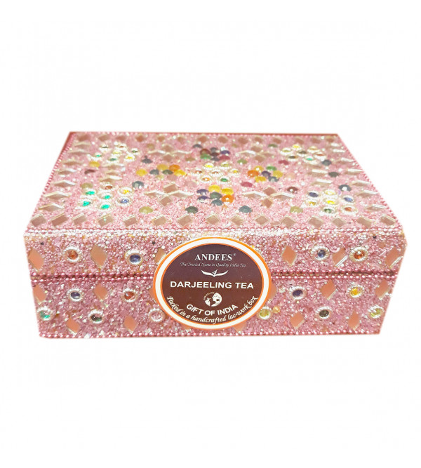 Darjeeling Tea 100gm In Lac Box