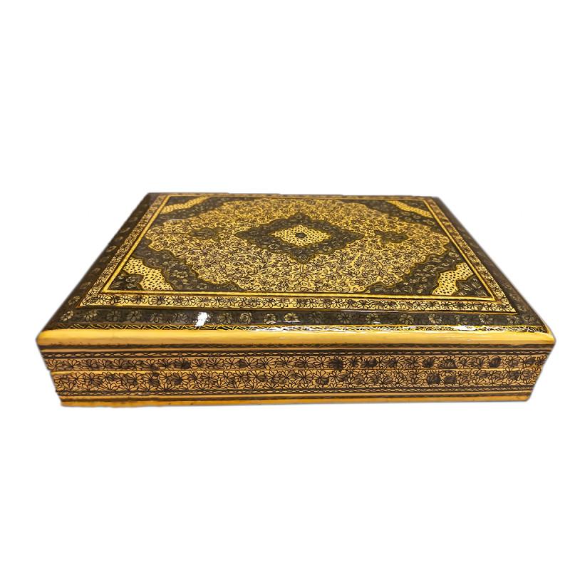 Hand crafted Papier Mache Box