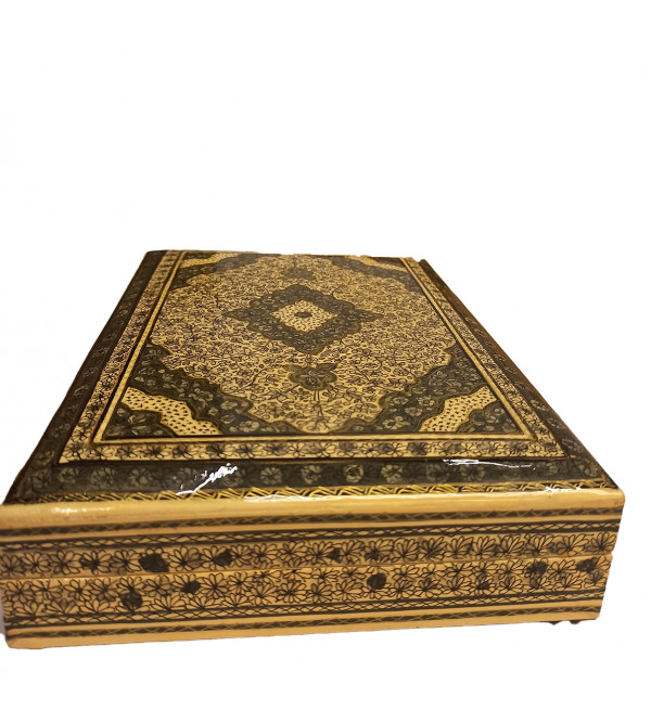 Hand crafted Papier Mache Box