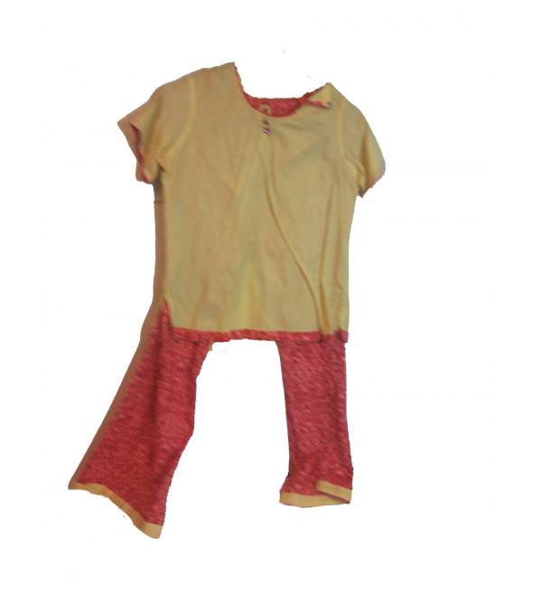 Salwar Kameez Set Cotton Size 2 - 3 Years