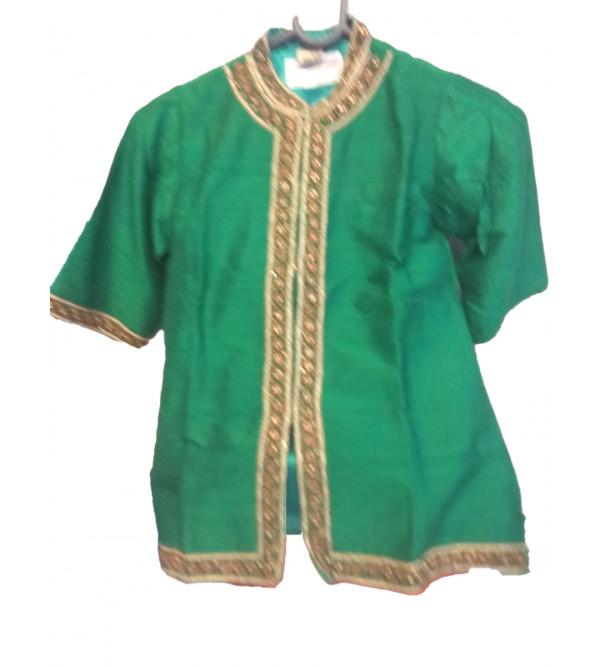 Silk Embroidery Kurta pajama Set Size 1 to2 yr
